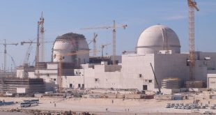 Construction underway at Barakah nuclear power plant in the UAE. IAEA Imagebank/Flickr, CC BY-NC-ND