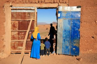 Morocco reformed its family law in 2004 to increase the legal age of marriage to 18. Shutterstock