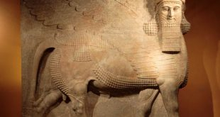 This Assyrian winged bull is safe in Chicago, if far from home. How much else is safe? Trjames, CC BY-SA