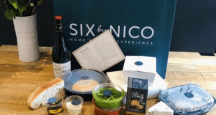 One Scottish restaurant company quickly devised a home dining experience during lockdown. www.sixbynico.co.uk, Author provided